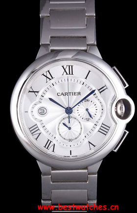 Cartier Ballon Bleu Chronograph replica watches